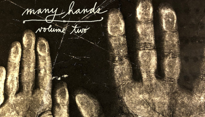 Cover art for Brian Harnetty's Many Hands volume 2